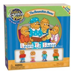 The Berenstain Bears Learn to Share by Stan and Jan ...