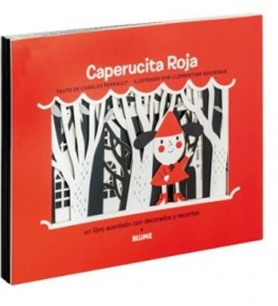 Caperucita roja - Charles Perrault, Clement Sourdais - Libros en Fnac.es