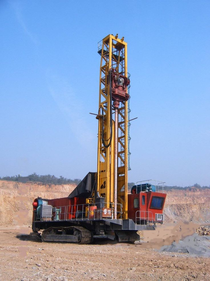 KY310A rotary blast hole drilling rig Mining Machinery