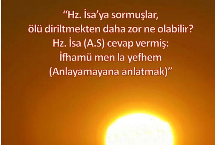 Hz.İSA (a.s)