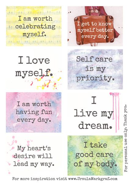 #affirmations #resolutions #intentions Affirmations