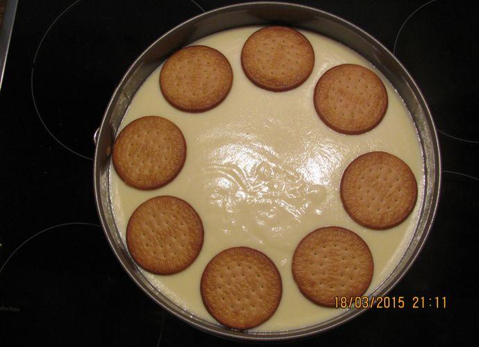 Tarta de queso de la Yaya para #Mycook http://www.mycook.es/receta/tarta-de-queso-de-la-yaya