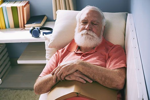 There is no denying the refreshing feeling that follows a daytime nap. However, seniors should be aware napping can affect their quality of sleep at night .