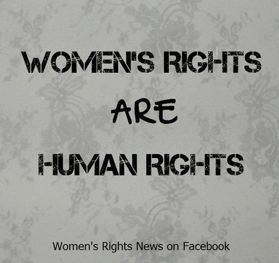 human rights with reference to women If the foetus/embryo is seen as human at a certain stage it then has rights  permissible to guarantee a woman's human rights  reference copied.