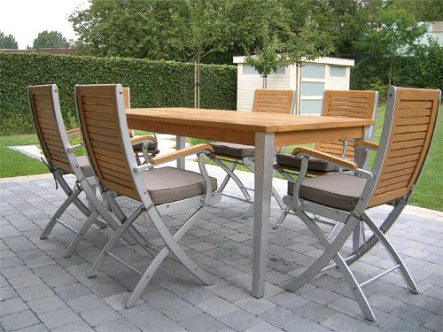 Iron And Wood Patio Furniture metal and wood outdoor furniture