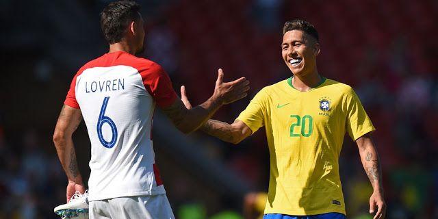Meski Dikalahkan Brasil Kroasia Bisa Jadi Kejutan Di Piala Dunia