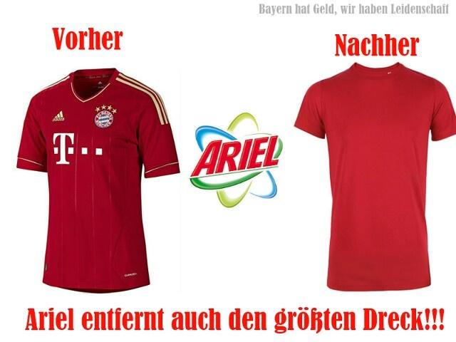 driss Bayern – Erik Bosbach