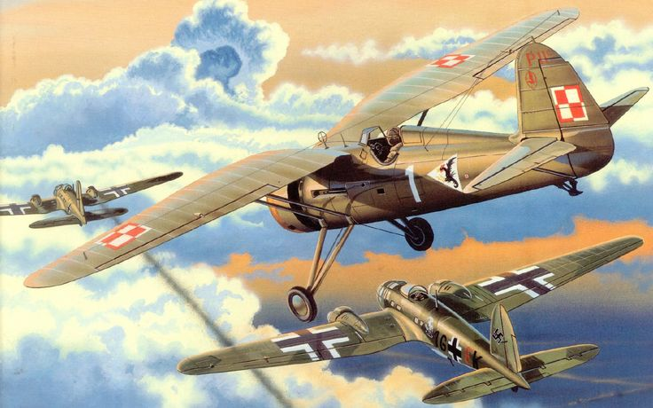 Polish Planes - from 1939 to the Korean conflict
