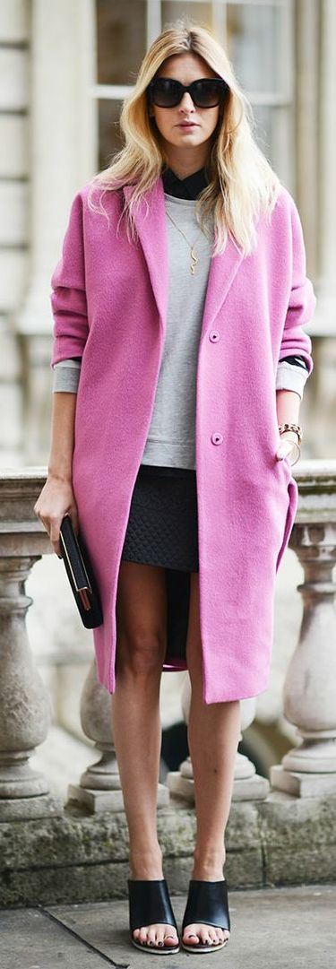 The 25  best Pink coats ideas on Pinterest | Winter wear for girl ...