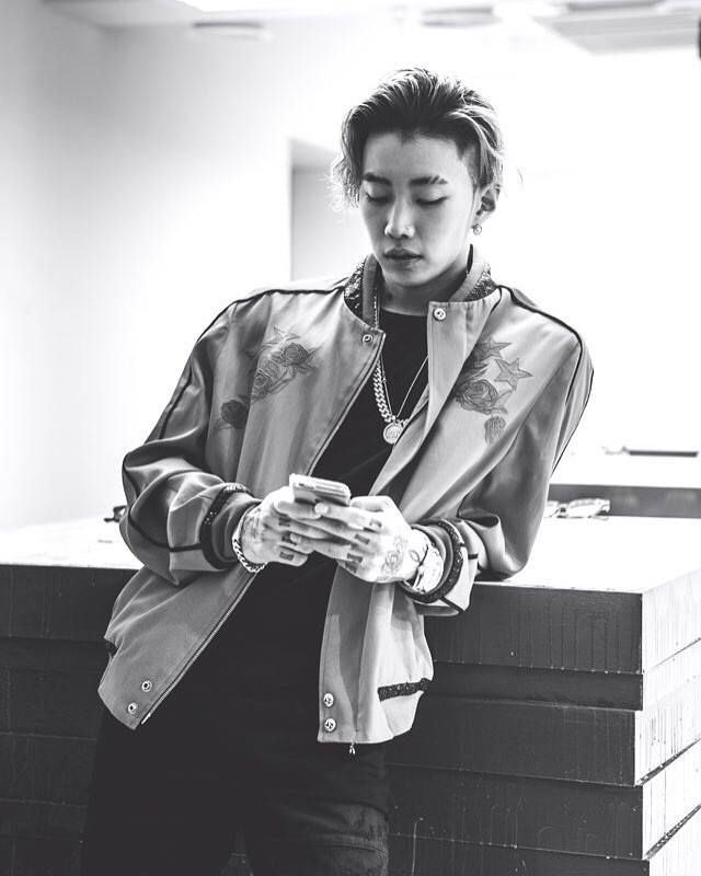 Baby Girl S Mafia Jay Park Jay Park Instagram J Park