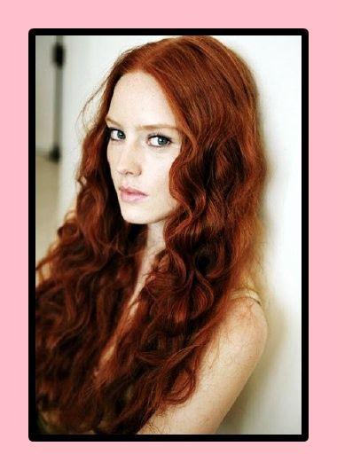 Haarfarbe Bar Ideen Im Jahr 2018 Haarfarben Natural Red Hair