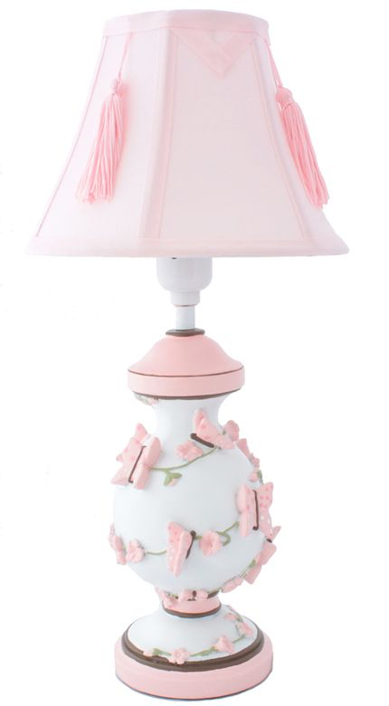 Beautiful Butterfly Lamp