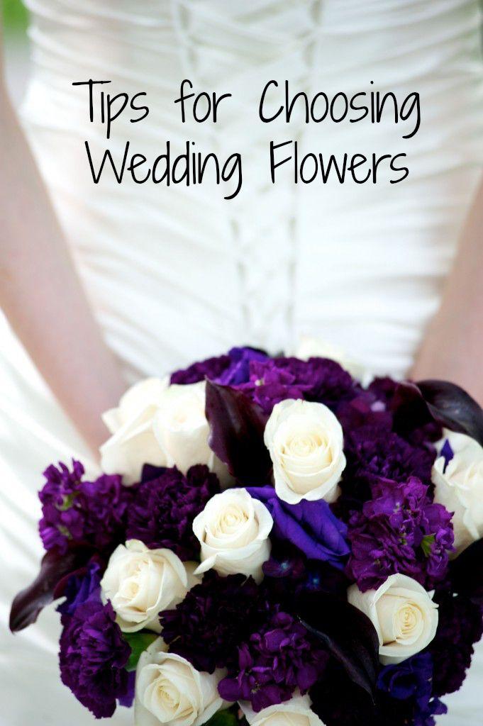 Tips for Choosing Wedding Flowers- Love, Pasta and a Tool Belt | wedding ideas | wedding | flowers | wedding planning |