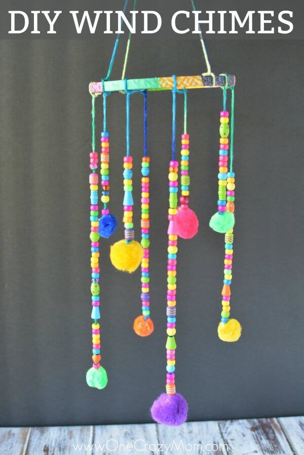 Diy Wind Chimes Learn How To Make