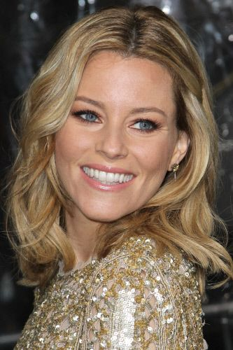 Elizabeth Banks flowing in House of Lavande earrings!