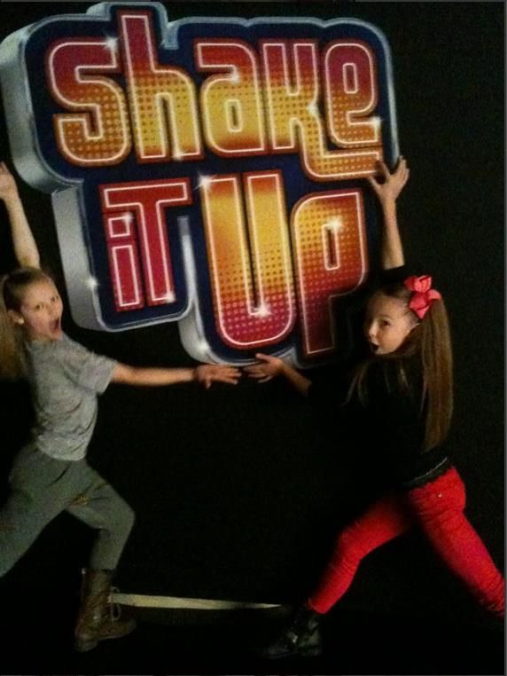Autumn Miller Shake It Up