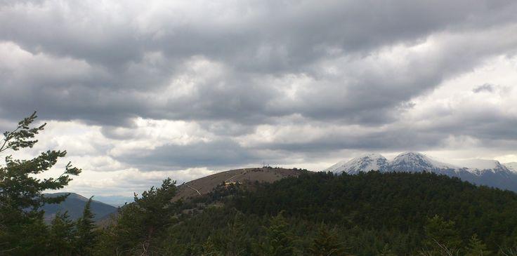 Montagne marsicane #Avezzano Pietraquaria #Marsica #Abruzzo