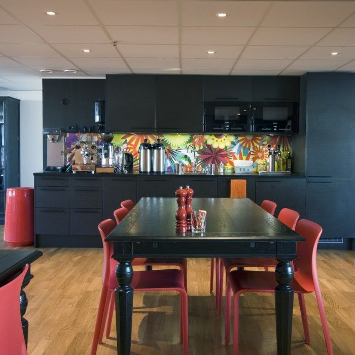 great office interiors. Like The Colorful Backsplash Idea For An Apt Offices Of Forefront Consulting Group Great Office Interiors F