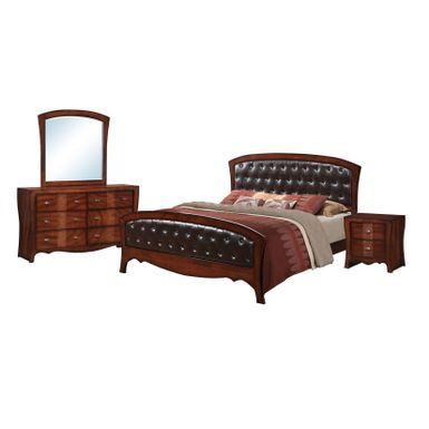 Rent To Own Picket House Furnishings Steele Queen Panel 6pc Bedroom Set Queen 6pc Set Flexshopper Bedroom Furniture Sets Bedroom Sets King Bedroom Sets