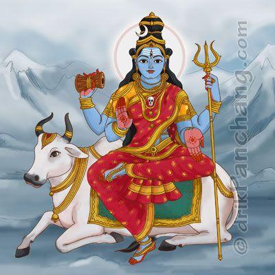 Maheshvari Matrika