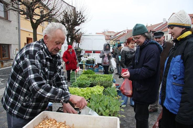 Fotogalerie :: Roudnické farmářské trhy