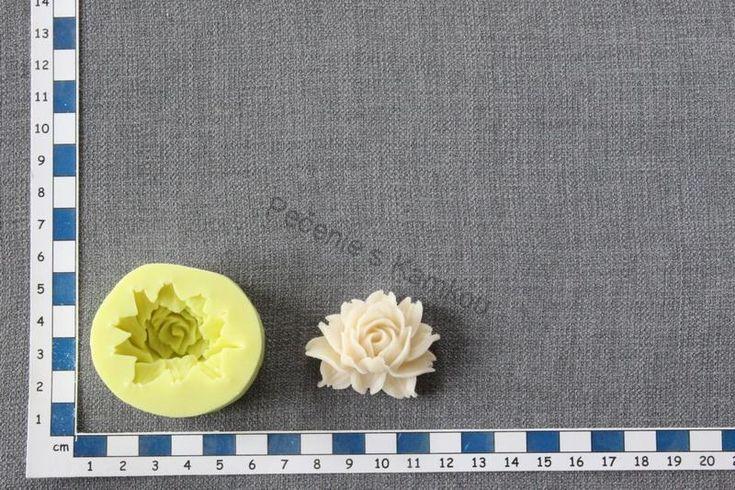 Silikonová formička Kvietok-ružička 301 ž