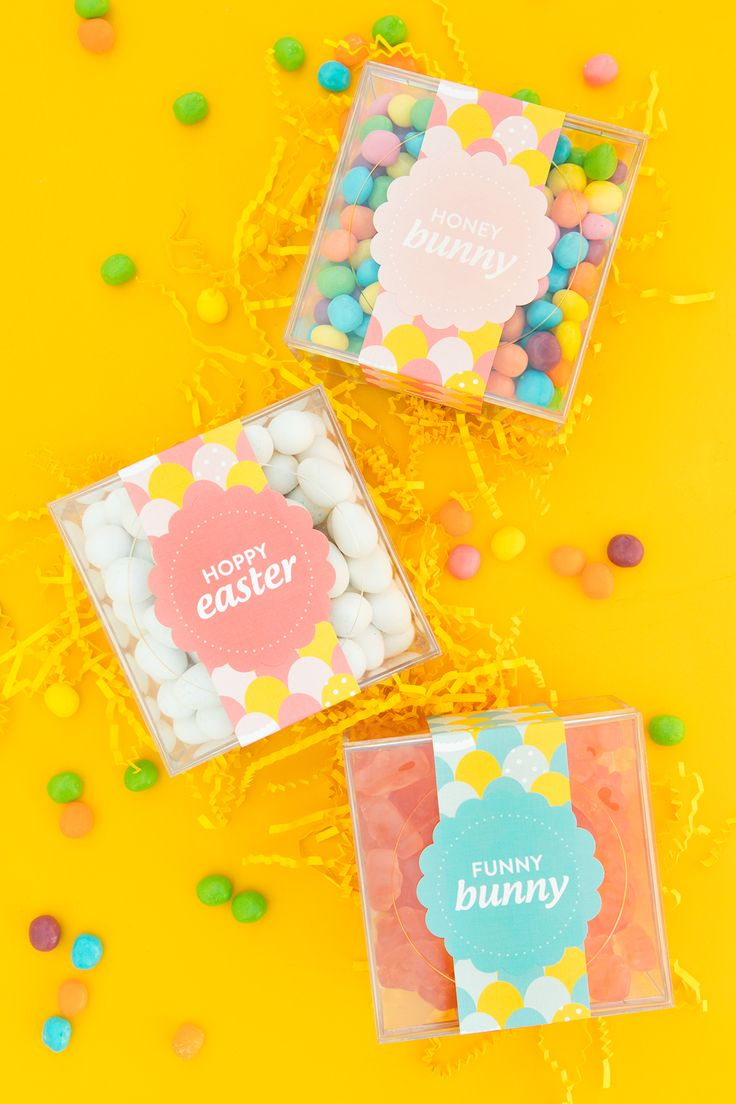 418 best ostern diy easter diy images on pinterest easter no easter would be complete without easter candy right if youre looking negle Gallery