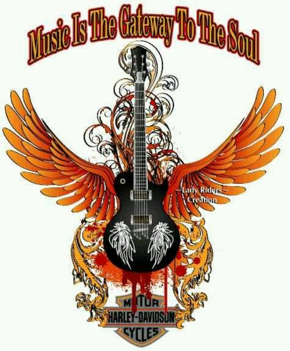 Music is the gateway to the Soul