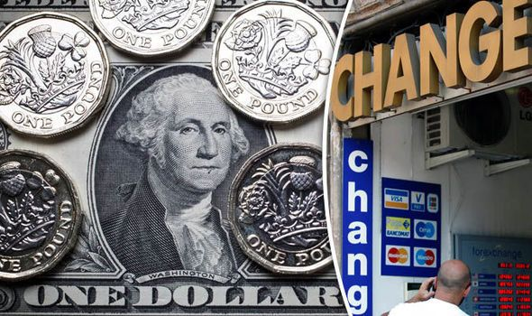 Pound v US dollar: GBP climbs after BoE hints higher interest rates a possibility