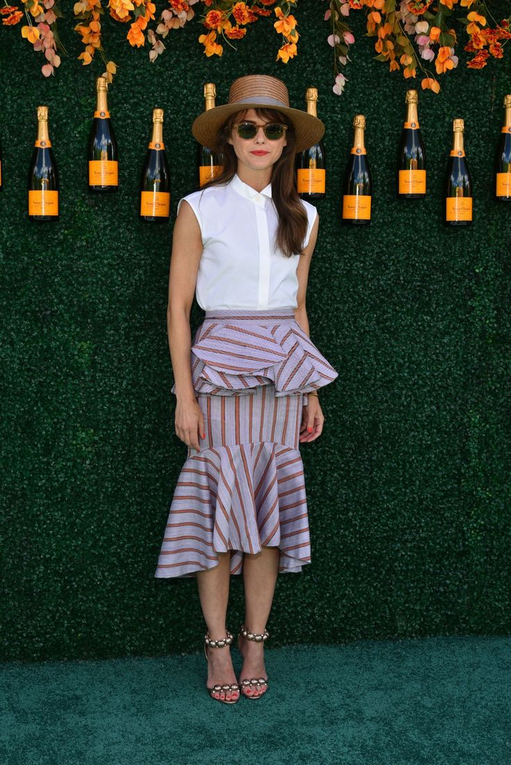Keri Russell #KeriRussell Veuve Clicquot Polo Classic in Jersey City 03/06/2017 http://ift.tt/2vLhrwn