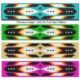 free Native American Beadwork Patterns