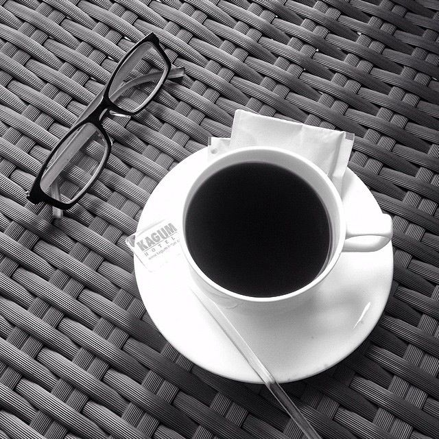A cup of morning coffee for start your awesome day.   Taken by @saicis   from Gino Feruci Braga By Kagum Hotels