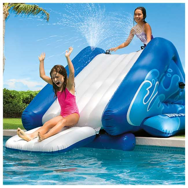 Intex Kool Splash Inflatable Water Slide