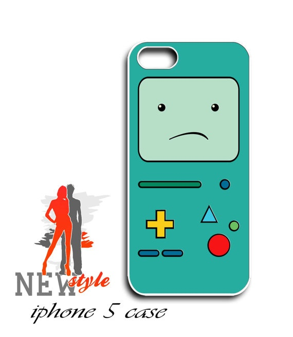 iphone 5 case  Sad Beemo BMO Adventure Time  by NewStyleDesign, $16.00