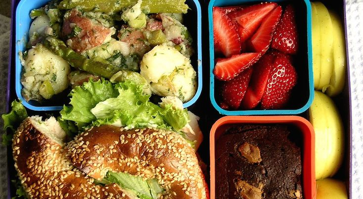 13 gode råd til en lækker madpakke via http://carrotstick.dk