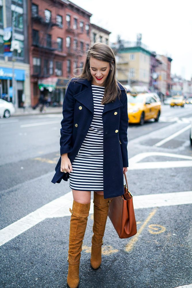 Covering the Bases | Fashion and Travel Blog New York City: Navy or Nothing