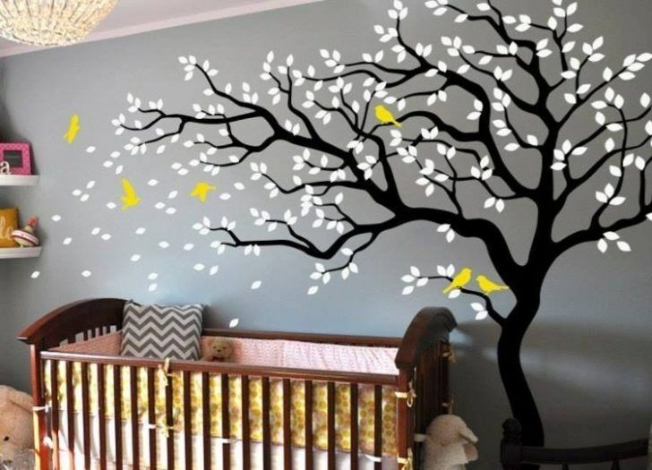 Baum Kinderzimmer Baum Kinderzimmer Baum Kinderzimmer Basteln Baum Kinderzimmer Bauen Baum Kinderzi Kinder Zimmer Kindergarten Wandtattoos Baum Kinderzimmer