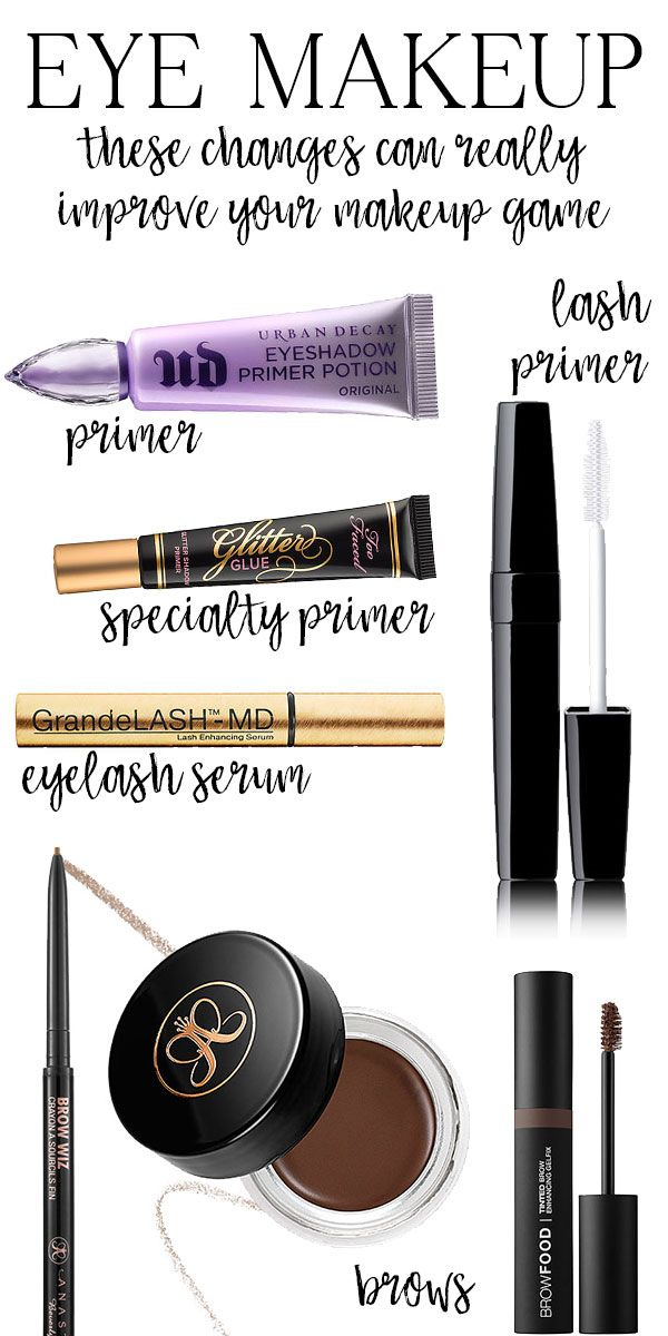 #ad Must-Try Products to Amp Up Your Eye Makeup  These products make your eye shadow look sooooo much better! Wish I had tried them before!