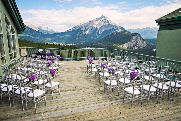 Three Jaw Dropping Indoor Banff Wedding Ceremonies: 25+ Best Ideas About Rooftop Wedding On Pinterest