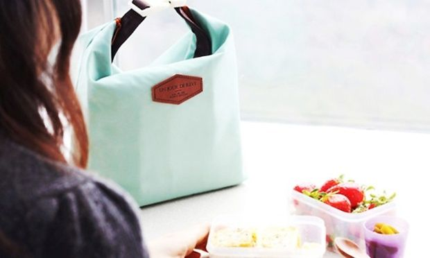 $9.95 for an Insulated Thermal Lunch Bag in Choice of Colour (Don't Pay $30.15)