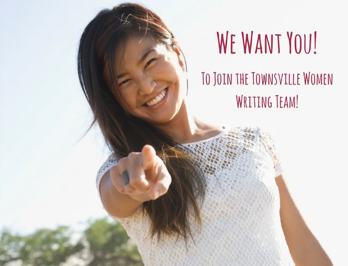 Write for the Townsville Women website. Taking article submissions from local women
