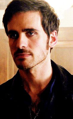 Colin O'Donoghue -Killian Jones - Captain Hook on Once Upon A Time 4x8