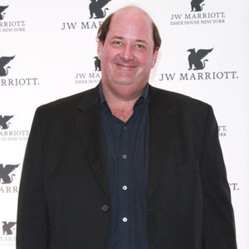 The Office's Brian Baumgartner Welcomes a Baby?See the Adorable Photos of His Latest Project!