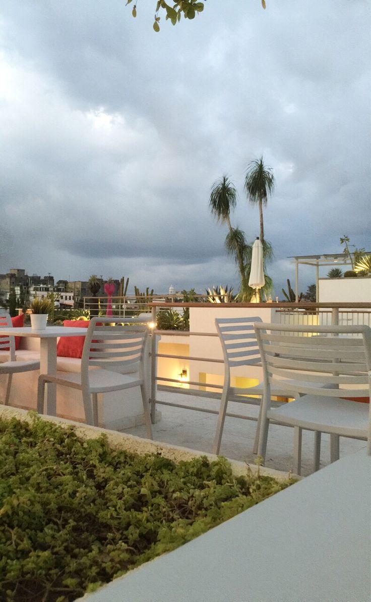 Hotel Billini rooftop RD