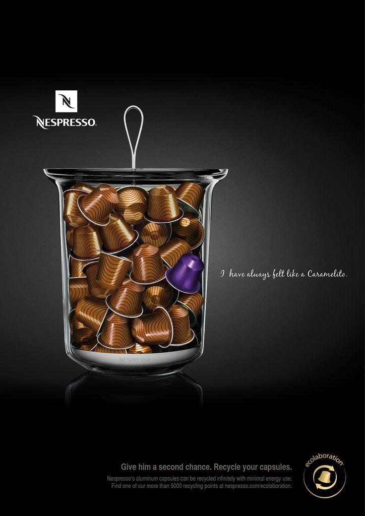 Nespresso - Second Chance on Behance | COFFEE | Pinterest ...