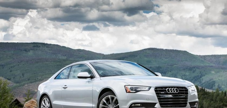 (Great Pic!) The @Audi A5 from Audi USA!!!