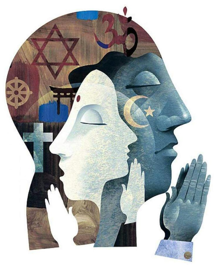 دين الحب منفصل عن كل أشكال الديانات.. العاشقون أمة واحدة ودين واحد وهذا هو الله. #جلال_الدين_الرومي