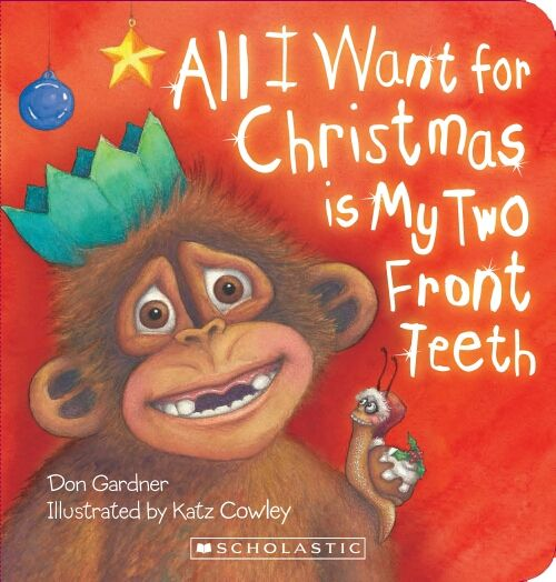 11 best calebs chapter book reading images on pinterest tree the store all i want for christmas is my two front teeth board book fandeluxe Choice Image