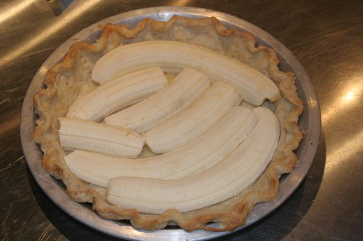 The Chef Within » Blog Archive » Banana cream pie…and no brown bananas!