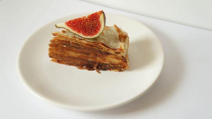 Crepe cake - catalinapenciu.ro